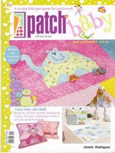 Patch baby 3 - Josefa Rodrigues - Picasa Web Albums...online book!