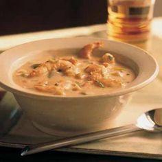 Thai Shrimp Bisque   Healthy Recipes Center