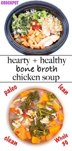 Chicken Bone Broth S