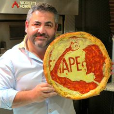 Fine art pizza artist Domenico Crolla spills his pizza-making secrets.