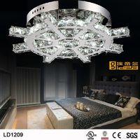 Crystal Ceiling Light, Ceiling Lights, Home Lighting, Modern Lighting, Light Talk, China Lights, Color Chrome, Bedroom Lamps, Downlights