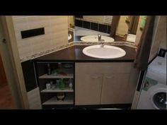 Rekonstrukce koupelny - bytového jádra - YouTube