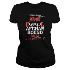 Never Imagined Supercool Airedale Terrier Mom - Womens T-Shirt