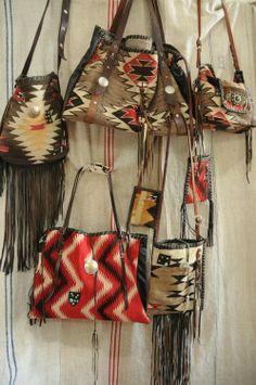 Navajo bags