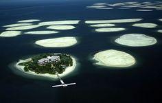 Private islands in Dubai