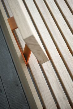 BLOCQ Backless bench by mmcité 1 design David Karasek, Radek Hegmon