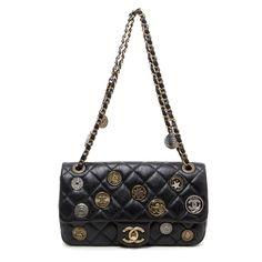 Designers - Chanel - Page 1 Chanel Handbags, Designer Handbags, Black Quilt, Chanel Black, Cartier, Rolex, Fashion Makeover, Louis Vuitton, Shoulder Bag