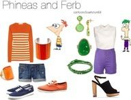 Phineas and Ferb outfit