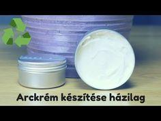 Arckrém készítése házilag - YouTube Homemade Business, Doterra, Cosmetics, Tableware, Diy, Handmade, Youtube, Food, Plant