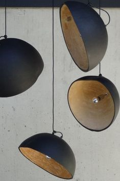 Image of gourd pendant light