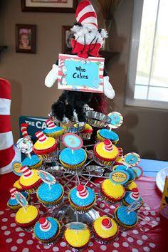 slushpot: Dr. Seuss Cupcakes