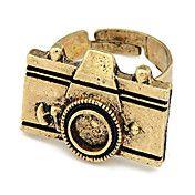 Lichtmetalen Vintage Camera Patroon