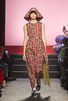 Kenzo Kenzo Printemps/été 2018 Paris Womenswear Défilés (15) ==> http://fr.fashionnetwork.com/galeries/photos/Kenzo,30721.html