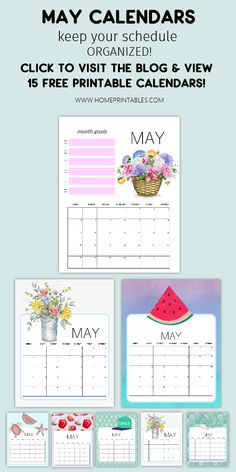 Lolli Just Living the Day Dream Calendar 2019 Family Month To View New