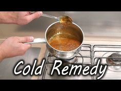 Never Buy Cough Drop Again with This Homemade Cold and Flu Remedy