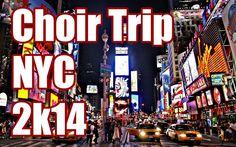 CFHS Choir Trip 2014