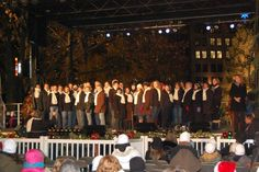 performed at the Tree Lighting in Boston, 11/30/12