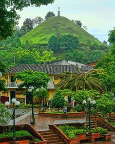 Jerico, Antioquia,Colombia my Homeland AKA Paradise ! Latin America, Homeland, Caribbean, Gazebo, Paradise, Outdoor Structures, Cabin, Architecture, House Styles