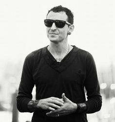 My first band member crush ♡ Chester Bennington ♥