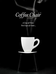 "Enjoy ""A Cup of Chair"" and Modern Design: Coffee Chair [Video] - http://freshome.com/2011/06/22/enjoy-a-cup-of-chair-and-modern-design-coffee-chair-video/"