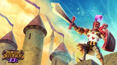 dungeon defenders 2 wallpaper - Google Search