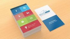 In order to be linked and associated the best way is to provide people with your business cards which are a great way to establish connections and showcase your business.