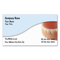 Dentist Business Cards_2