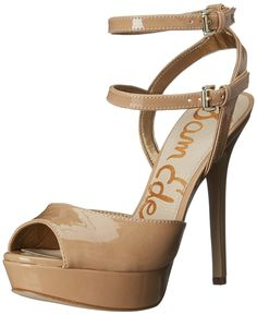 25e0cff9b65a Sam Edelman Women s Nadine Platform Dress Sandal    To view further