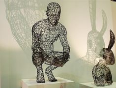 Moto Waganari's sculptures