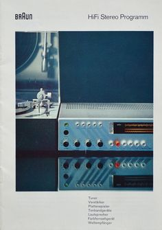 HiFi Stereo Programm Catalog, c.1967