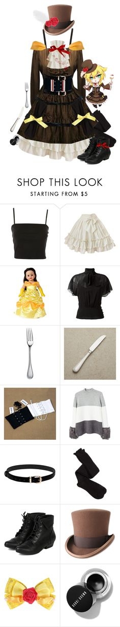 """""""🍴The Last Supper🍴"""" by adventuretimekitty ❤ liked on Polyvore featuring Topshop, Madame Alexander, RED Valentino, Christofle, Crate and Barrel, MANGO, Charlotte Russe, Breckelle's, Disney and vocaloid"""