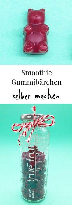 In diesem Blog Beitrag habe ich etwas besonders gesundes für Euch, und zwar zeige ich Euch wie Ihr Süßigkeiten selber machen könnt. Ich habe eine leckeres Rezept für vegane Gummibärchen für Euch, ganz einfach aus einem Smoothie gemacht. Die Gummibären... #diygeschenk #diygeschenkideen #diyideen