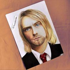 Kurt Cobain Finalizado ♡