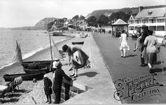 The Esplanade 1928, Sidmouth