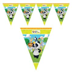 1, Panda Birthday Party, Ideas Aniversario, Party Kit, Saint James