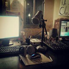 Act Radio studio