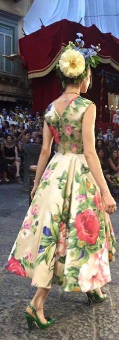 #Farbbberatung #Stilberatung #Farbenreich mit www.farben-reich.com Dolce and Gabbana fall 2016 alta moda couture