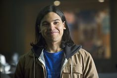 What're You Reading: Cisco Ramon from 'The Flash'