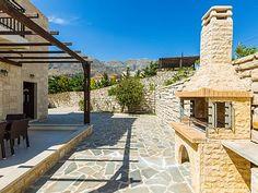 Rethymno villa rental - BBQ facilities available outdoors! Private Pool, Thalia, Swimming Pools, Bbq, Villa, Outdoors, Park, Building, Amazing