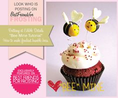 Venite tariffa ONU fondente Bee Topper | Best Friends For Frosting