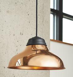 Pineridge Copper Pendant Light | Rejuvenation