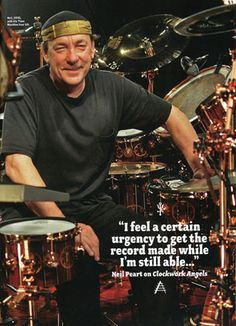 A Tribute to Rush - Neil Peart, Geddy Lee, Alex Lifeson, John Rutsey A Farewell To Kings, Rush Music, Modern Drummer, Rush Band, Alex Lifeson, Geddy Lee, Neil Peart, Clockwork Angel, Drum Solo
