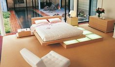 Roche Bobois – MOONLIGHT bed design