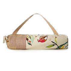 lil bird told me yoga mat bag Yoga Mat Bag, Cute Handbags, Bottle Bag, Free Yoga, Unique Bags, Leather Bags Handmade, Yoga Accessories, Latest Technology, Latex Free