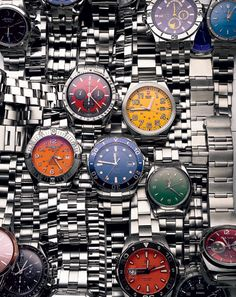 Whether you're looking for an inexpensive time-teller or a solid-gold investment, start off by strapping on our essential guide Cool Watches, Watches For Men, Men's Watches, Gold Bullion Bars, Gold Stock, Initial Pendant Necklace, Mens Style Guide, Gold Coins, Well Dressed Men