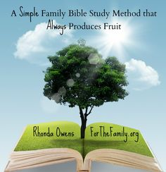 This is a super-easy devotional method that will work every. single. time. with your family!!