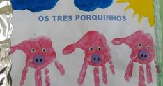 3 Little Pigs Activities, Activities For Kids, Preschool, Education, Childcare, Art Classroom, Literatura, Animales, Farmhouse