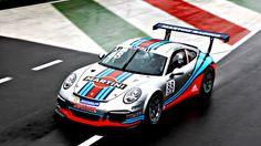 Porsche is celebrating the 50th anniversary of the 911 with new Martini Racing Livery