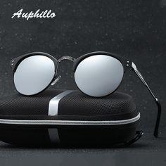 2446ce6d05 Auphillo Fashion Sunglasses Men Polarized Classic Brand Designer Women  Sunglasses Male Driving Sunglasses gafas Oculos De Sol-in Sunglasses from  Men's ...