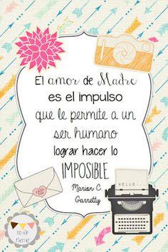 So Hip Fiestas: Mayo es ¡mes de Mamá! - Inspiración para su fiesta + freebie!! #printable #freebie #tarjetas #diadelasmadres